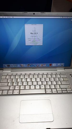 "MacBook Pro , 15"" , , Processor2.2ghz Intel core2 Duo , 120GB, 2007, for Sale in Carrollton, TX"