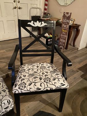 Chair and matching bench/ottoman for Sale in Glendale, AZ
