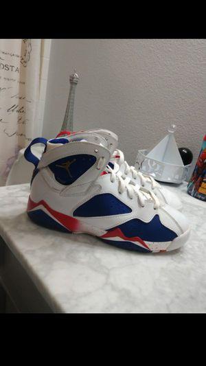 Jordan 7 tinker size 5y for Sale in Riverside, CA
