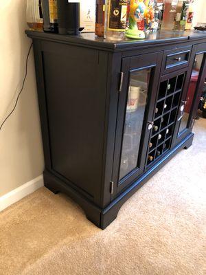 Buffet with wine storage for Sale in Auburn, WA