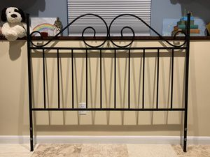 Headboard and Footboard for Sale in Simsbury, CT