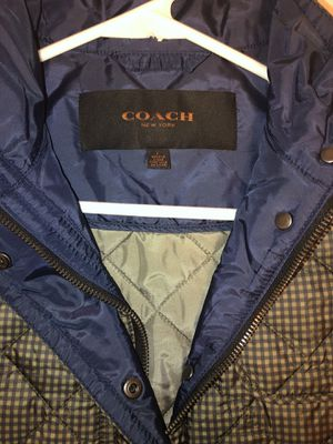 Coach Vest - women's L for Sale in Frederick, MD