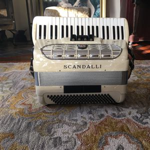 Scandalli Accordion for Sale in Washougal, WA