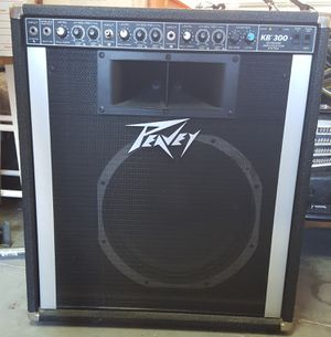 Peavey KB-300 amp for Sale in Tampa, FL