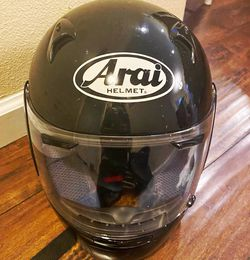 Motorcycle Helmet - Arai Size Small for Sale in Aloha,  OR