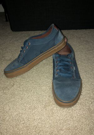 Vans men shoes size 10 for Sale in Raleigh, NC
