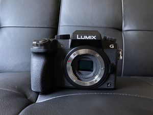 Camera LUMIX g7 for Sale in Riverside, CA