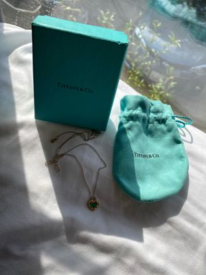 Tiffany Mini Heart Necklace for Sale in Laurel, MD