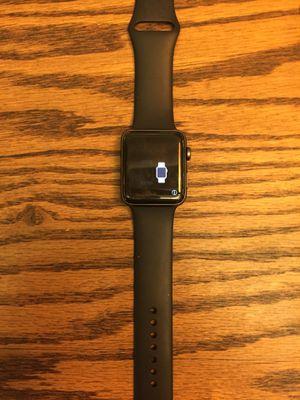 Apple Watch 42MM Aluminum Series 3 LTE for Sale in Seattle, WA