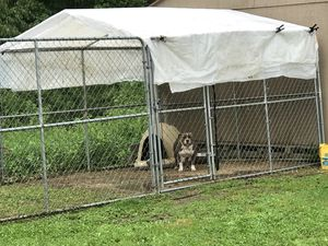 Dog kennel for sale - firm on price !! No negations!!! for Sale in Monroeville, NJ