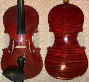 A Fine German Red Violin from Lyon & Healy, c. 1916 - 7 Day Trial for Sale in Baltimore, MD