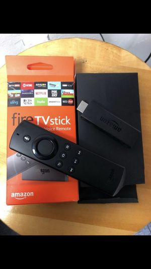 New Version Fire Tv Stick for Sale in Rockville, MD