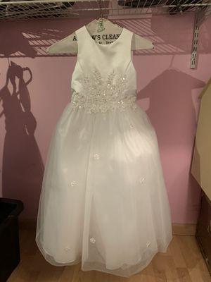 Communion /flower girl dress for Sale in Wakefield, MA