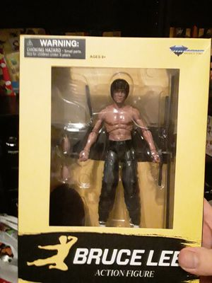 Bruce Lee action figure for Sale in Hawthorne, CA