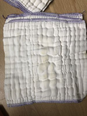 Cloth diapers newborn infant prefolds osocozy for Sale in Lemont, IL