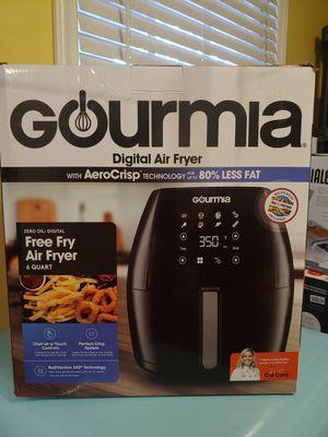 Gourmia 6qt Digital Air Fryer for Sale in Hope Mills, NC