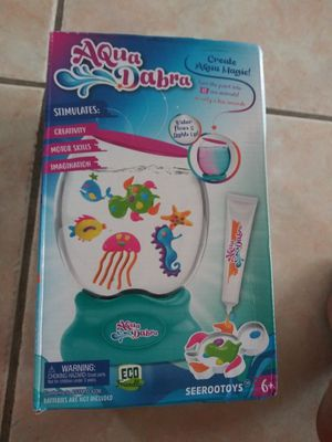 New! Aqua magic toy for Sale in Lake Worth, FL