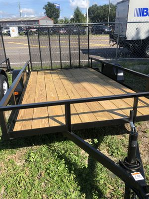 Utility trailer 6x12SA Triple crown @ Brothers Trailers for Sale in Tampa, FL