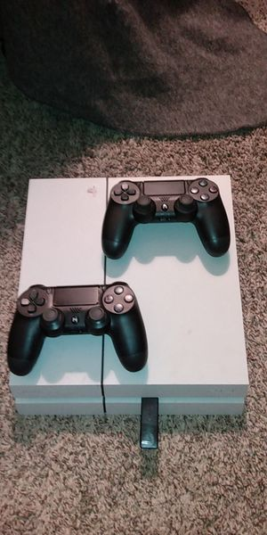 White PS4 500gb for Sale in Beech Grove, IN