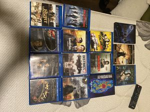 Blu-ray movies for Sale in Vancouver, WA