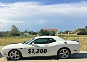 🌺$1,2OO Selling🌺 2009 Dodge Challenger🌺 very nice🙏🏼 for Sale in Valencia, CA