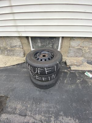 Toyota Camry use tires about 85% good for Sale in Leominster, MA