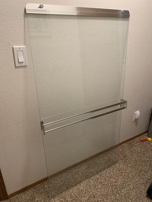 FREE GLASS bath door for Sale in Auburn, WA