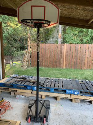 Jr Basketball Hoop for Sale in Port Orchard, WA