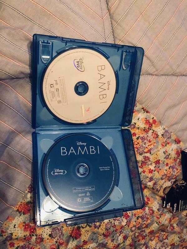 Bambi blue ray