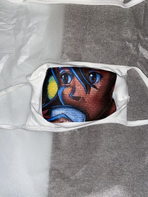 Anime Face mask, shirts and wallpaper for Sale in St. Louis, MO