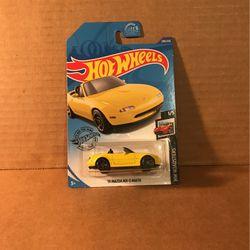 Hot Wheels '91 Mazda MX-5 Miata for Sale in Milwaukie,  OR
