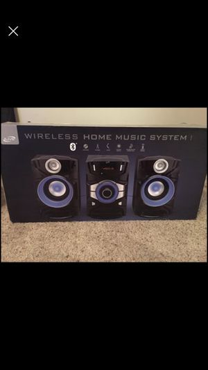 Like new!!!! Home music system! for Sale in Henderson, KY