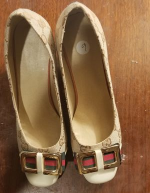 Designer Gucci shoes for Sale in Manassas, VA