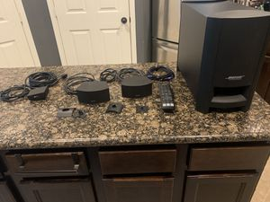 Bose Cinemate GS series 2 for Sale in Pasadena, TX