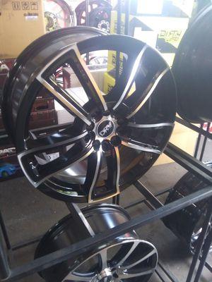 17 drv rims 2254517 tires for Sale in Phoenix, AZ