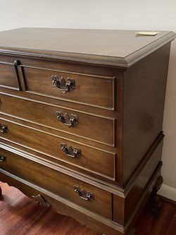 Vintage Solid Wood Cabinet for Sale in Wilmington,  DE