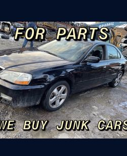 2003 Acura TL Parts for Sale in Elk Grove Village,  IL