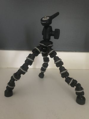 Tripod - Black w Gray Trim for Sale in Raleigh, NC