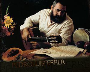 Pedro Luis Ferrer CD USA Atlantic Recording 1999 for Sale in Miami, FL