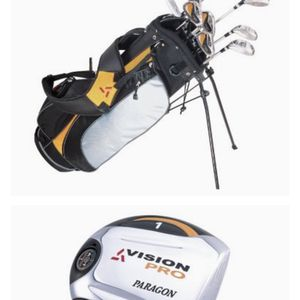 Paragon Golf Club Set + 5 Extra Clubs for Sale in Moore, OK