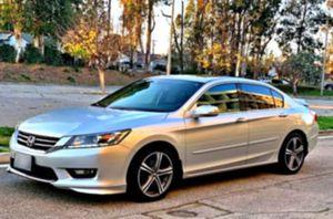 2O13 Honda Accord EX-L New Tires for Sale in Dallas, TX