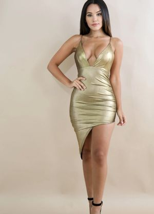Gold Mine Body-con Dress for Sale in Lancaster, TX