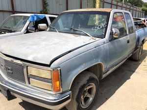 1988 - 1999 GMC TRUCK 1500 (PARTS ONLY) 1989; 1990; 1991; 1992; 1993; 1994; 1995; 1996; 1997; 1998 for Sale in Dallas, TX