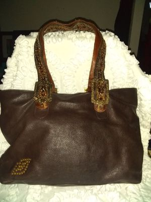 BETSEY JOHNSON Leather Hobo Bag for Sale in Seattle, WA