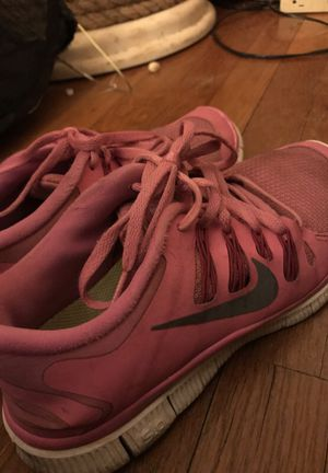 Pink Nike 5.0 Free runs for Sale in Gambrills, MD