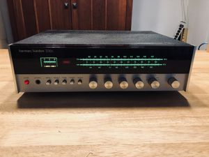 Harman Kardon 330C AM/FM Stereo Receiver - Serviced for Sale in Countryside, IL