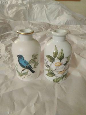 """Two """"Porcelaine de Paris France"""" vases for Sale in Springfield, VA"""