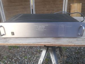 CARVER AMPLIFIER AND PRE-AMPLIFIER for Sale in San Diego, CA