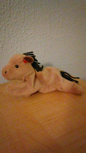 RARE TY 1995 Derby Beanie Baby Horse for Sale in Chicago, IL