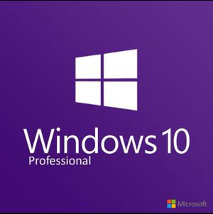 Windows 10 pro 64BIT fully activated USB stick for Sale in Turlock, CA